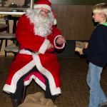 Aber dieser Nikolaus ist ein ganz lieber Kerl und vor ihm muss man keine Angst haben.