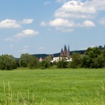 3 Blick auf Gelnhausen